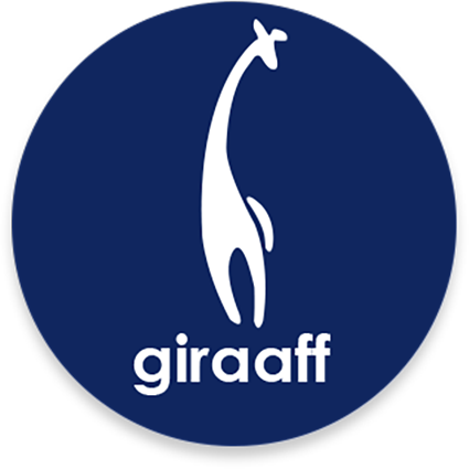 Giraaff Burkina-Faso